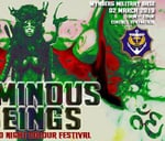 Luminous Beings ~Day & Night CAR Festival Ft Cr3wfx (France) : Wynberg Military Base Sports Complex
