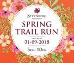 Spring Day Trail Run : Steenberg