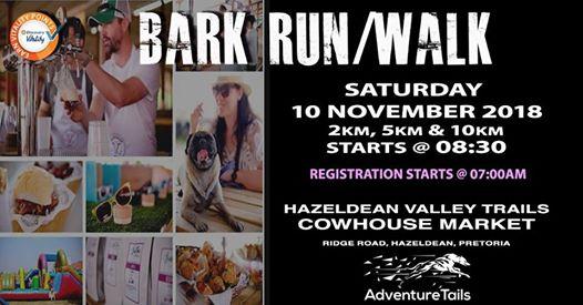 AdventureTails Bark Run/Walk : Cowhouse Market