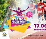 Ntenga Foundation Charity Run/Walk. : Moses Mabhida Stadium