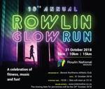 10th Annual Rowlin Glow Run 15, 10 & 5km : Benoni Northerns Sports Club, Albert Bekker Park, Brodigan Street, Northmead, Benoni