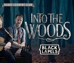 Into The Woods Halloween ft. The Black Lapels! : Kloof Country Club