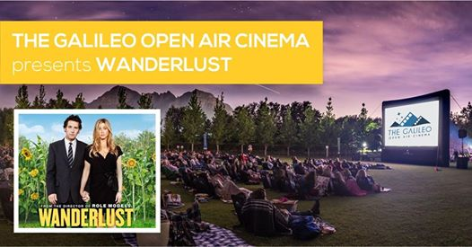 Open Air Cinema: Wanderlust : The Galileo Open Air Cinema