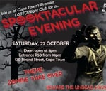 Halloween Zombie Party : The Pink Panther Night Club
