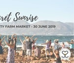 Secret Sunrise CPT - Around the world : Oranjezicht City Farm and Market Day