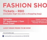 Fashion Show : Southcoast Mall