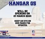 Hangar G5 Pub and Grill Opening Soon : Hangar G5