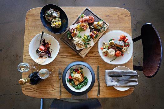 Valentine's Day Dinner at Social Kitchen & Bar : Social Kitchen & Bar