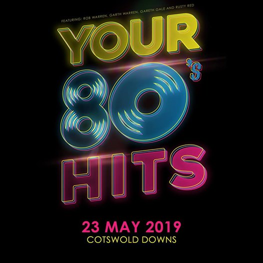 Your 80's Hits: The Black Lapels : The Venue at Cotswold
