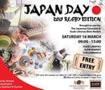 Japan Day - 2019 Rugby Edition : Slow Market Stellenbosch