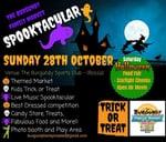 The BFM - Halloween Spooktacular : The Burgundy Family Market