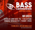 Bass Communion - Bday Edition (Next Day is a Public Holiday!) : Zoo Lake Bowling Club