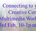 Connecting to Your Creative Core, creative workshop. : Gillian Hahn Art