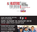 Blisters for Bread in association with Lucky Star : Fritz Sonneberg Rd, Cape Town, 8005, South Africa