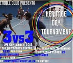 Heritage Day Tournament : Uct Sports Centre