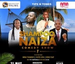 Shampoonaiza Comedy Show at Mmabatho Palms : Mmabatho Palms Hotel Casino and Convention Resort