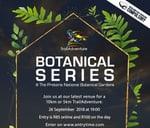 Botanical Gardens Night Race : Pretoria National Botanical Garden