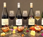 Savoury Cheesecake & Wine Pairing at Vondeling Wines (Paarl) : Vondeling Wines