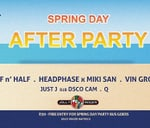 Spring Day Afterparty : The Jolly Roger, Hatfield