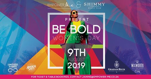 Empower Me Women's Day Lunch : Shimmy Beach Club