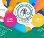 Lace up for cancer 2019 : Green Point Lighthouse, Cape Town