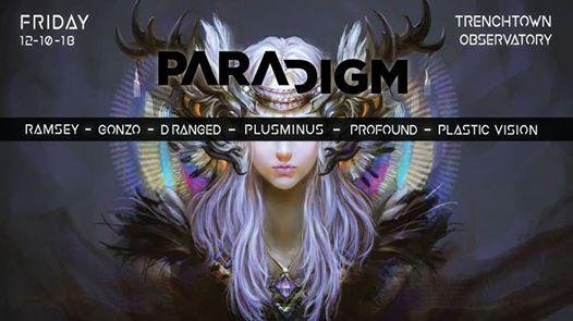 Paradigm - DrangeD and Profound Birthday Bash : Trenchtown