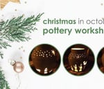 Christmas in October - Pottery Workshop : The Office 97