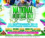National Heritage Day Pre Braai Party : Centurion Shisanyama