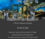 Poetry of decay : Art.b Gallery