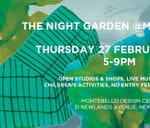 The Night Garden at Montebello : Montebello Design Centre