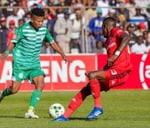 Orlando Pirates vs. Bloemfontein Celtic : Orlando Stadium