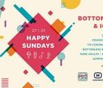 Bottomless Bubbly and Ice Cream - Happy Sundays : Moonshot Café