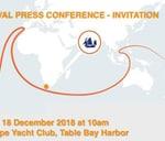 Cape Town arrival press conference : Marina