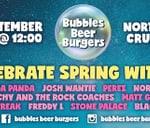Bubbles, Beer & Burgers : Northwood Crusaders Sports Club