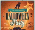 Halloween Party : Cuba Lounge