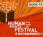 Human Rights Festival – Book Fest : Constitution Hill (South Africa)