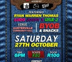 Back To The 80s Dancing In Denim : Wentworth - Durban - KZN
