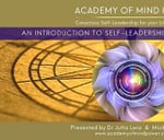 Introduction to Self-Leadership : Italian Club of Cape Town