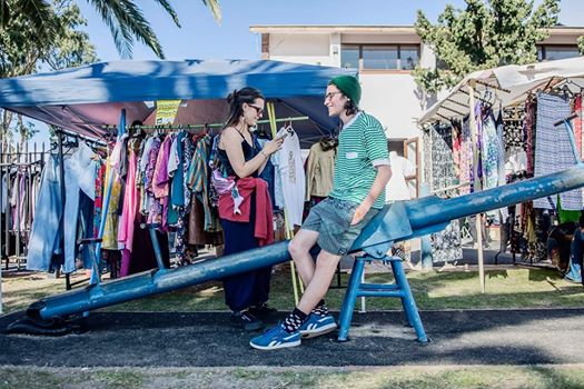 Tropical Thrift Fest- July : Trenchtown