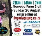 Sunshine Coast Trail Run : Nanaga Farm Stall