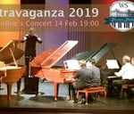 Piano Extravaganza 2019 Valentine's Concert : Brooklyn Theatre