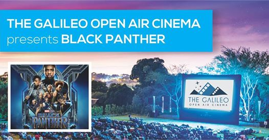 Open Air Cinema: Black Panther : Battery Park, V&A Waterfront
