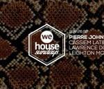 We House Sundays ft. Pierre Johnson (Album Launch) : We House Sundays