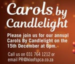 Carols by Candlelight : Kloof and Highway SPCA