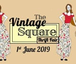 The Vintage Square Thrift Fair June Edition : The Vintage Square Thrift Fair