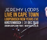 Jeremy Loops Live in Cape Town - Kirstenbosch - New Years Eve : Kirstenbosch Summer Sunset Concerts