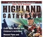 Highland Gathering : De La Salle Holy Cross College