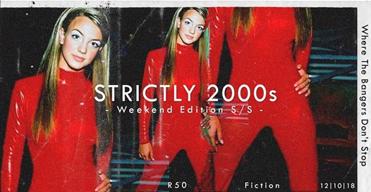 Strictly 2000s Super Weekend Edition: October 2018 : Fiction