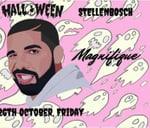 Drakefest X Magnifique: The Hip Hop Halloween Party : The Happy Oak