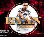 Ryan the DJ - TIGER GOLD Saturdays 24 Aug : Tiger Tiger DBN